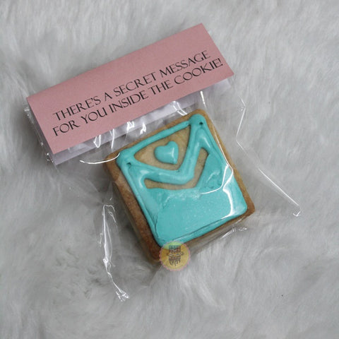 LOVE MESSAGE COOKIE