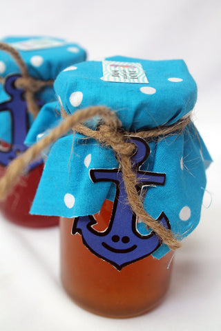 Handmade fruit jam