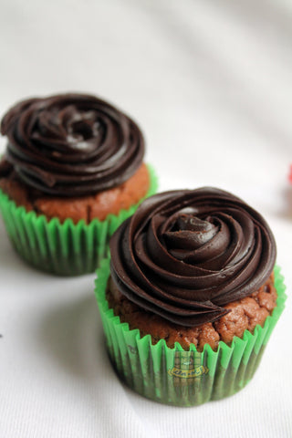'Death by Chocolate' Cupcakes