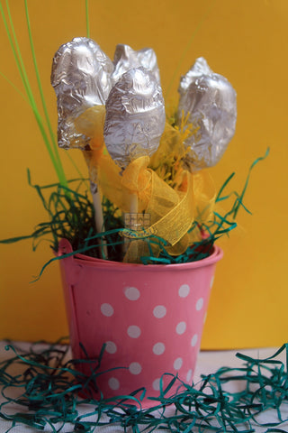 EASTER LOLLIPOP BOUQUET