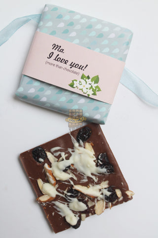 Almond & Berry Chocolate bar( Mother's day)