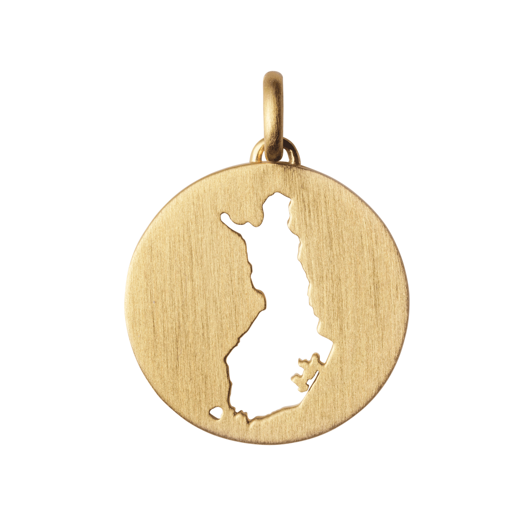 Beautiful Finland pendant