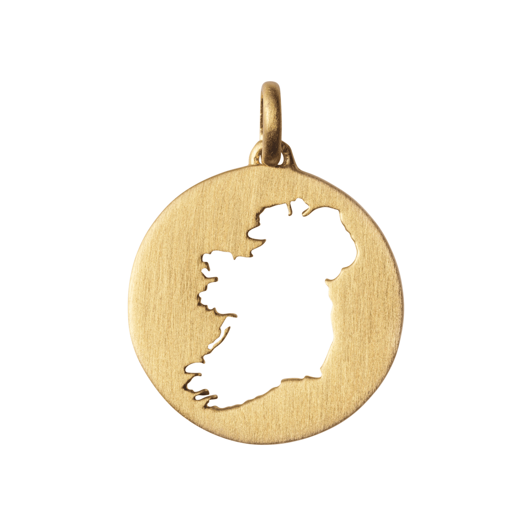 Beautiful Ireland pendant
