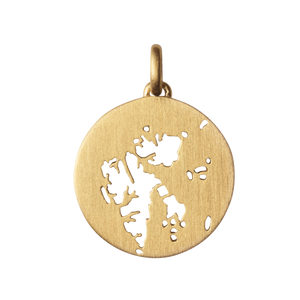 Beautiful Svalbard pendant