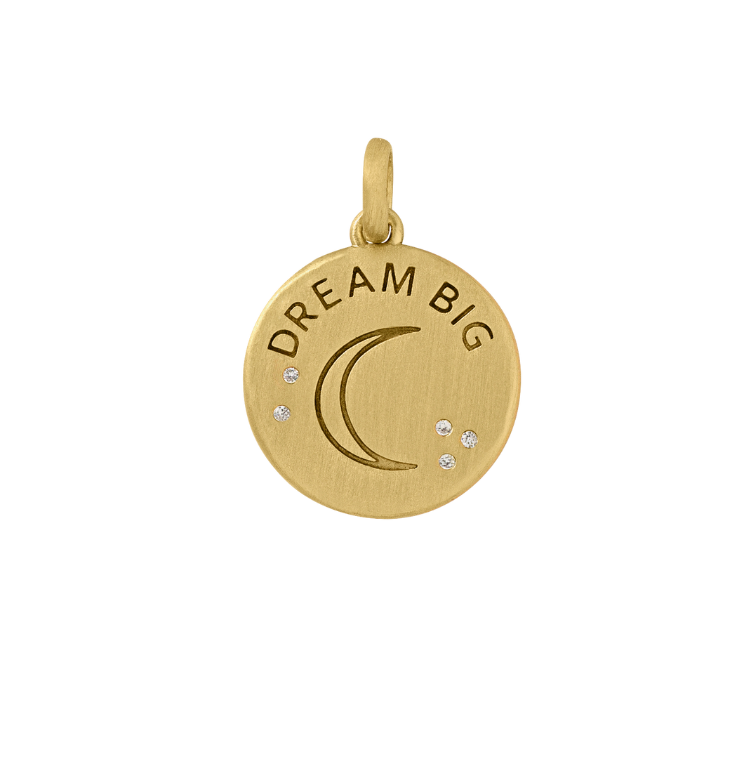 Dream Big pendant