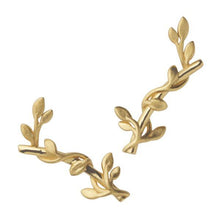 Load image into Gallery viewer, Jungle Ivy earring - gold