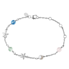 Load image into Gallery viewer, Posy bracelet - silver
