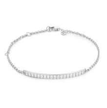 Load image into Gallery viewer, Sparkle bracelet - silver