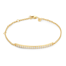 Load image into Gallery viewer, Sparkle bracelet - gold