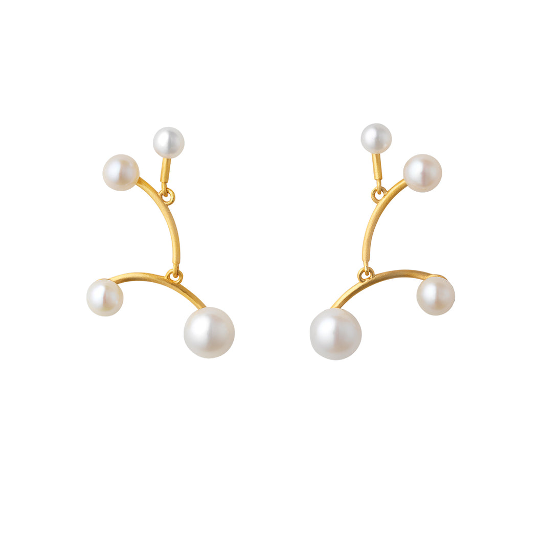 Balance earrings small