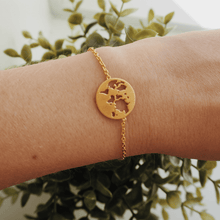 Load image into Gallery viewer, Beautiful World bracelet