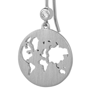 Beautiful World earring
