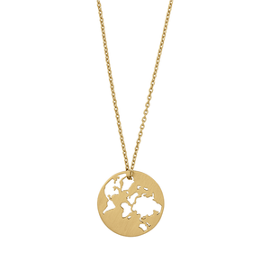 Beautiful World necklace