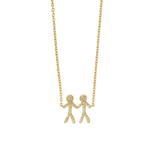 Together You & Me necklace