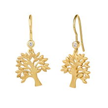 Load image into Gallery viewer, Tree of Life earring