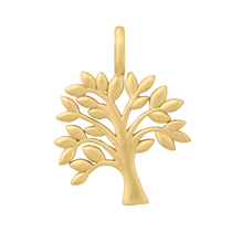 Load image into Gallery viewer, Tree of Life pendant - gold