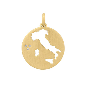 Beautiful Italy pendant