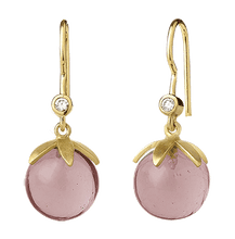 Load image into Gallery viewer, Magic earring - pink gold