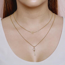 Load image into Gallery viewer, Together My Love necklace