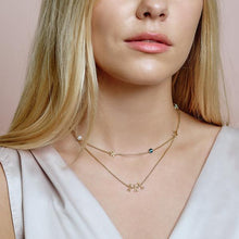 Load image into Gallery viewer, Posy necklace - gold