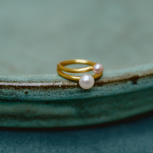 Load image into Gallery viewer, Fine Coco ring - solid gold