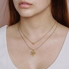 Load image into Gallery viewer, Tree of Life necklace - gold