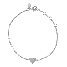 Load image into Gallery viewer, Sweet Love bracelet uno - silver