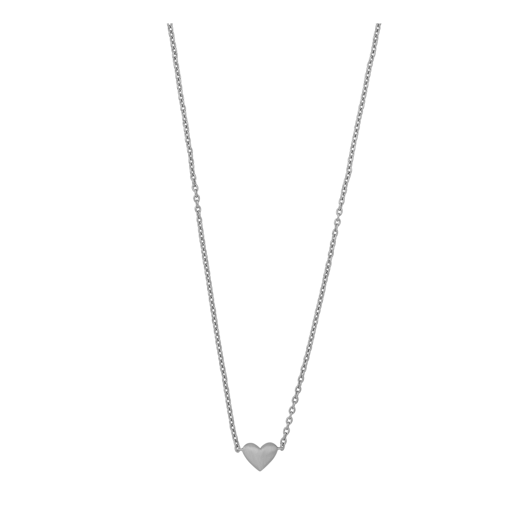 Sweet Love necklace - silver