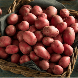 Red Potatoes per pound