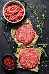 Wengert Bros. Ranch Grass-fed Ground Beef 1lb packages
