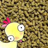 Organic Layer Pellets No Soy No Corn 50lbs #5615 Poultry Inspire Farms