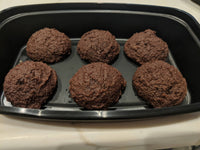 Sourdough Chocolate Cookie Cookie Sweet Tweet's