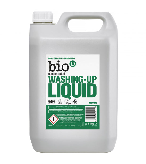Bio-D Washing Up Liquid