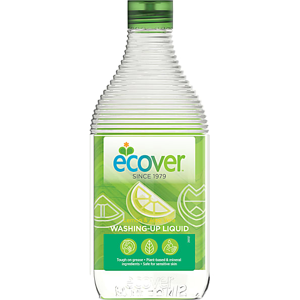 Ecover Lemon & Aloe Vera Washing Up Liquid - 450ml