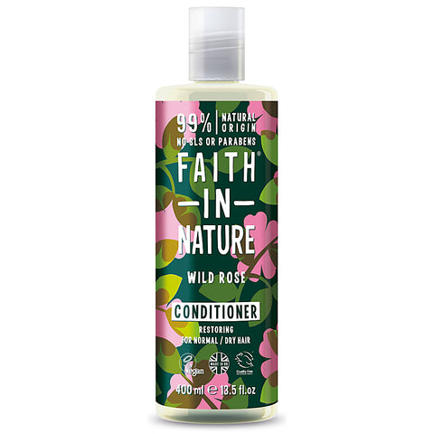 Faith in Nature Wild Rose Conditioner - 400ml