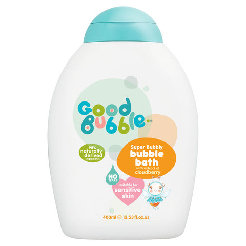 Good Bubble Bubble Bath with Cloudberry Extract - 400ml