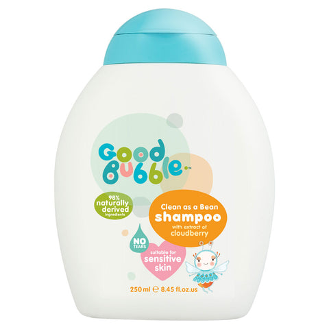 Good Bubble Shampoo with Cloudberry Extract 250ml