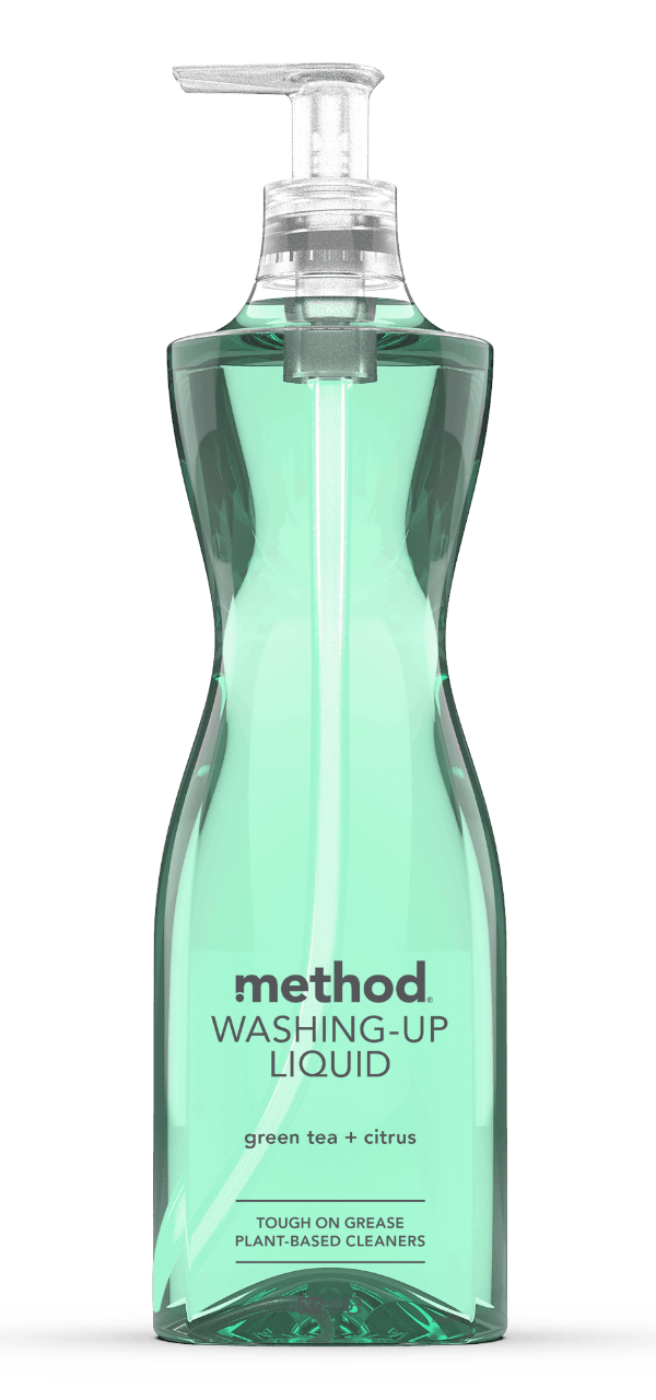 Method Green Tea & Citrus Washing Up Liquid