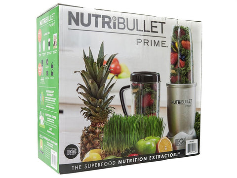 NutriBullet Prime 12-Piece High-Speed Juicer Blender