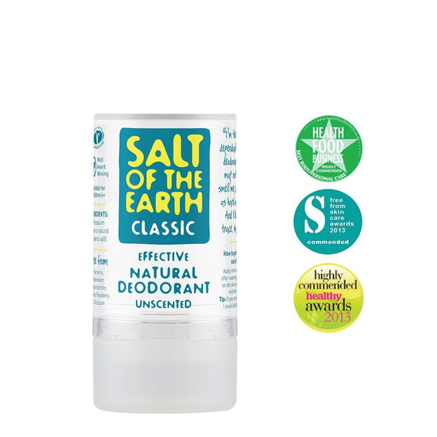 Salt of the Earth Classic Natural Deodorant - 90g