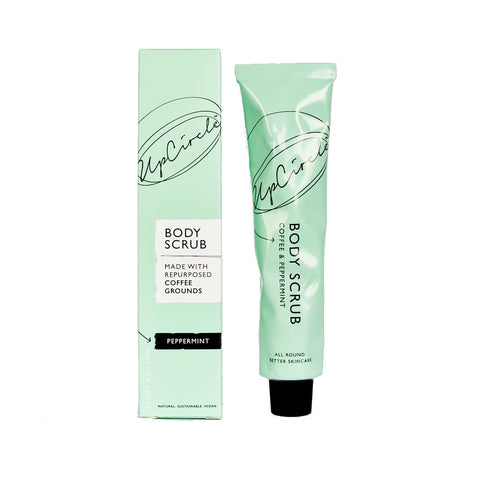 UpCircle Coffee Body Scrub with Peppermint – 200ml