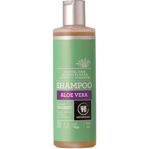 Urtekram Aloe Vera Shampoo (Normal Hair) - 250ml