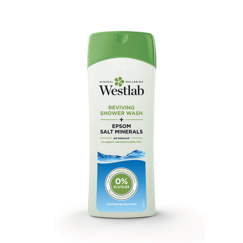 Westlab Reviving Epsom Shower Wash - 400ml