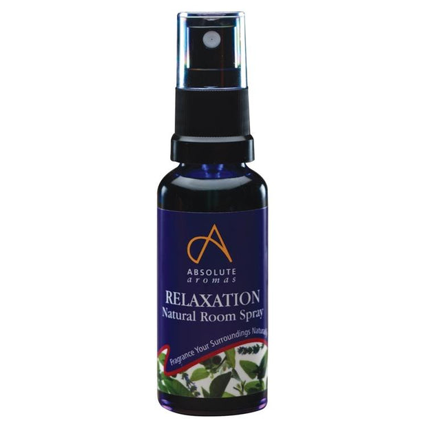 Absolute Aromas Relaxation Natural Room Spray 30ml