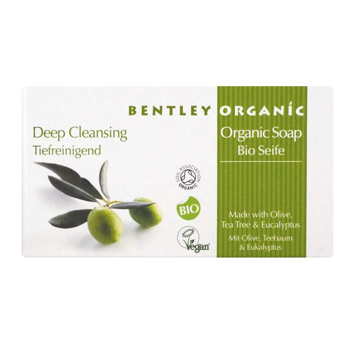 Bentley Organic Deep Cleansing Soap Bar 150g