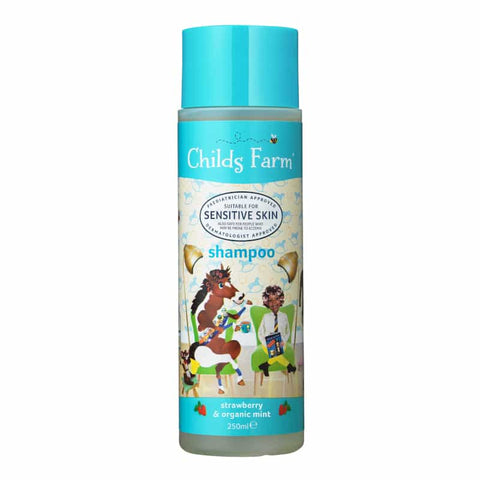 Childs Farm Organic Strawberry & Mint Conditioner - 250ml