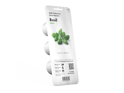 Click & Grow Basil Plant Pods (3-pack)