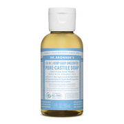 Dr. Bronner's 18-in-1 Baby Mild Pure Castile Liquid Soap