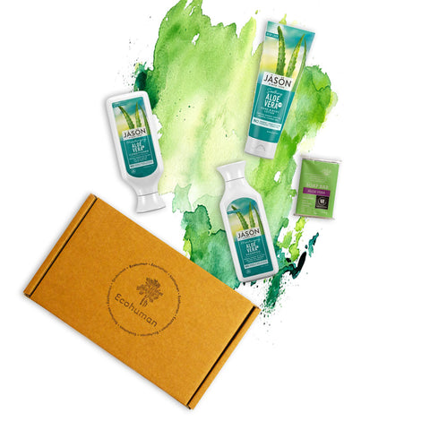 Ecohuman Aloe, Is It Me You're Looking For? Gift Set
