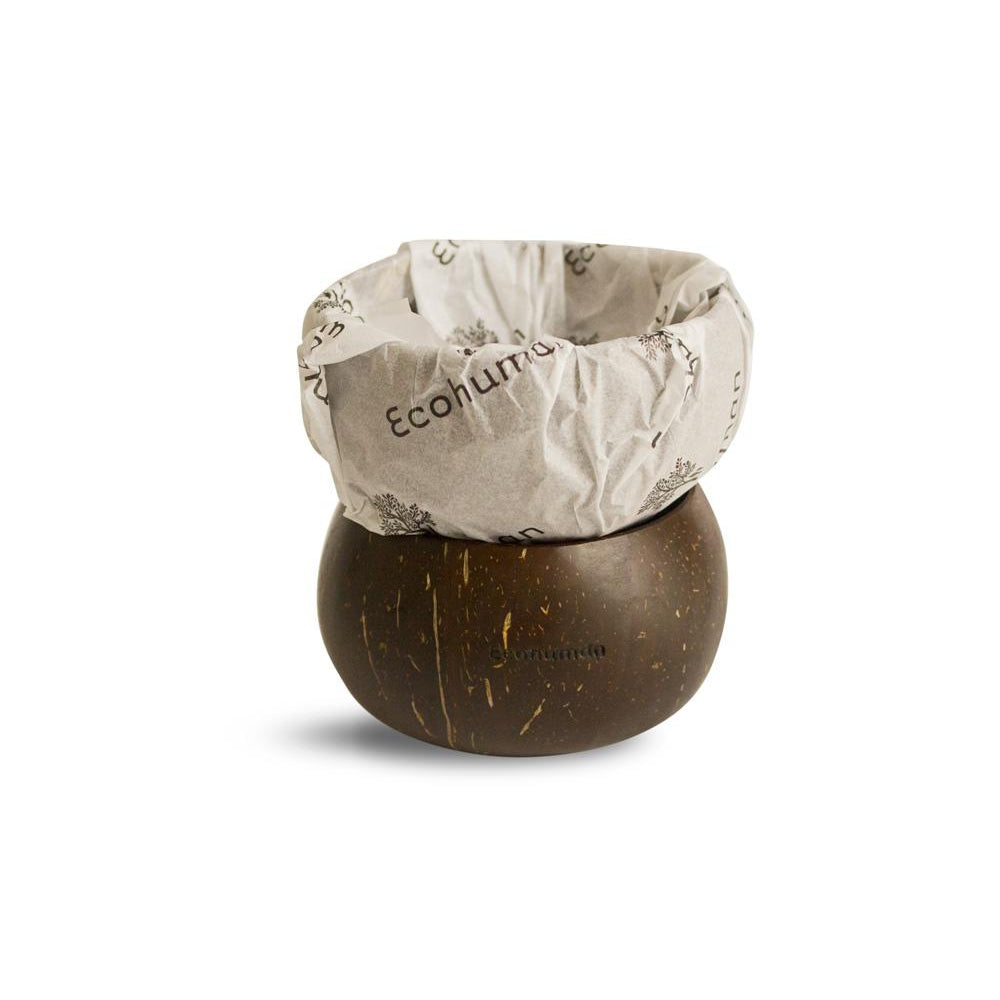 Ecohuman Coconut Bowl - Small - Two